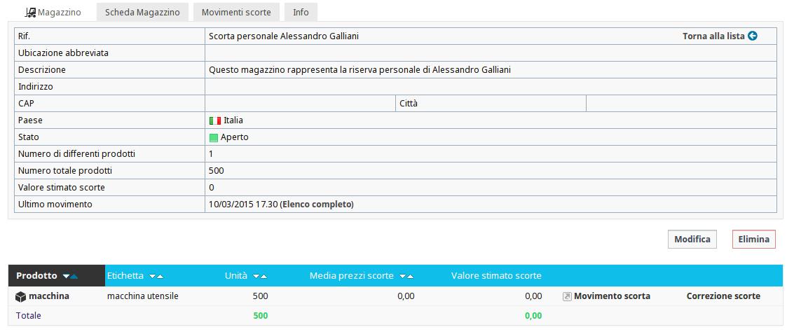 Dolibarr erp crm software opensource utenti esterni for Utente esterno unimi